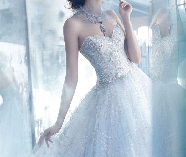Customized Wedding Gowns